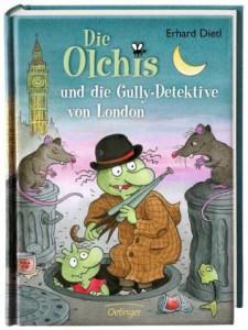 Die Olchis und die Gully-Detektive