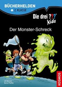 Die drei Fragezeichen Der Monster-Schreck