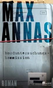 Max Annas - Morduntersuchungskommision